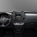 2015 Peugeot Partner facelift Interior (1)