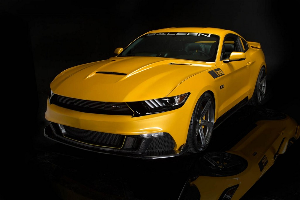 2015 Saleen S302 Black Label 1 2015 Saleen S302 Black Label Mustang