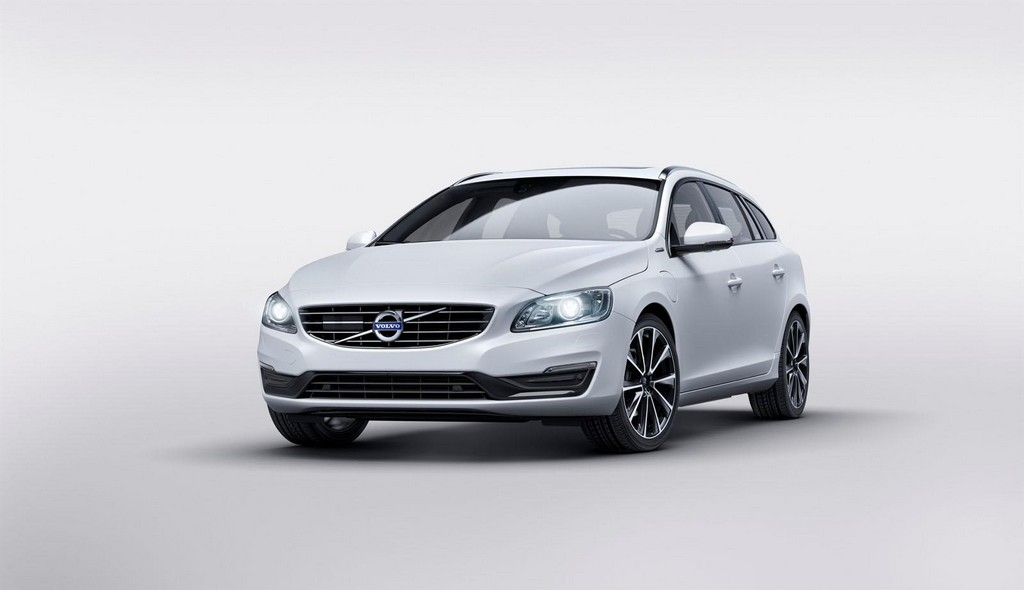 2015 Volvo V60 D5 Twin Engine 1 2015 Volvo V60 D5 Twin Engine Special Edition