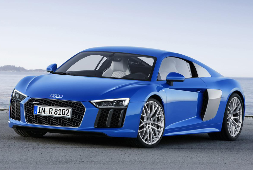 2016 Audi Reveals R8 V10 1 2016 Audi Reveals R8 V10 Features and specs