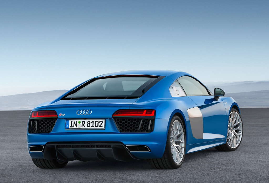 2016 Audi Reveals R8 V10 4 2016 Audi Reveals R8 V10 Features and specs