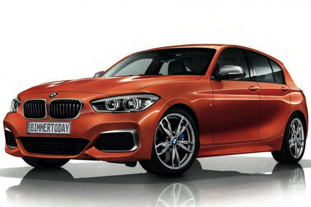 2016 BMW M135i 1 2016 BMW M135i features and details