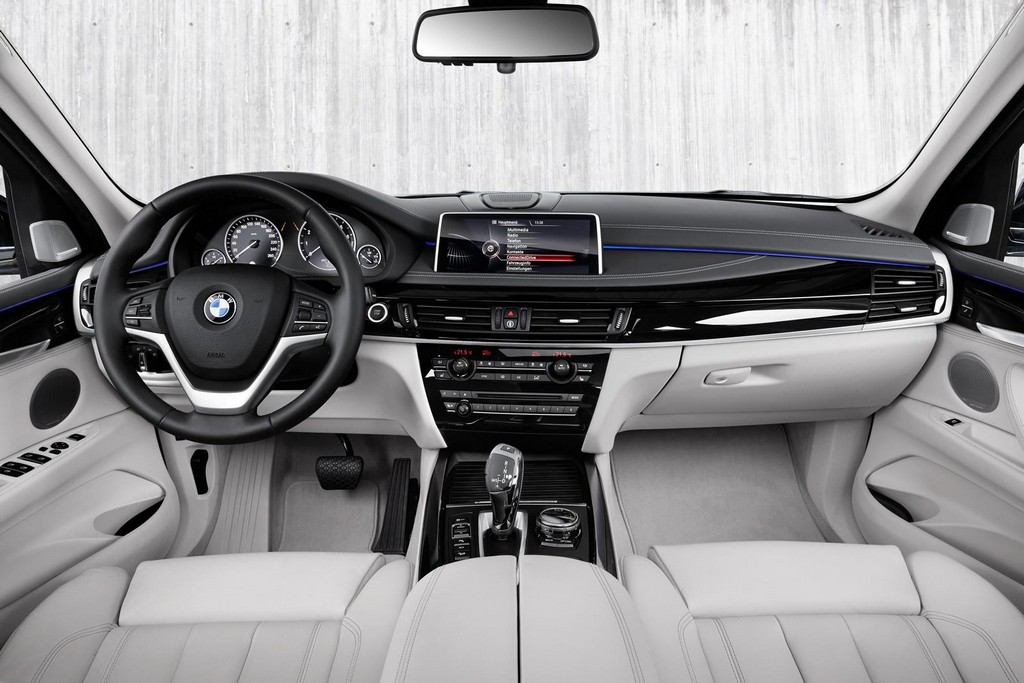 2016 BMW X5 xDrive40e 14 2016 BMW X5 xDrive40e features and details