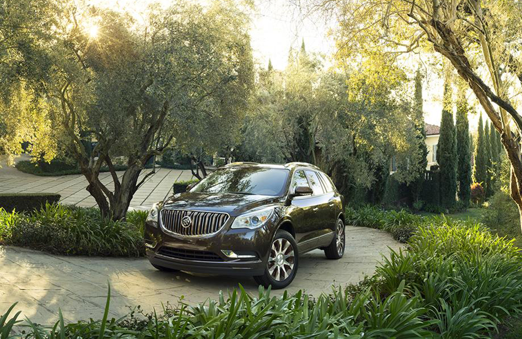 2016 Buick Enclave Tuscan Edition 1 2016 Buick Enclave Tuscan Edition : Features and details