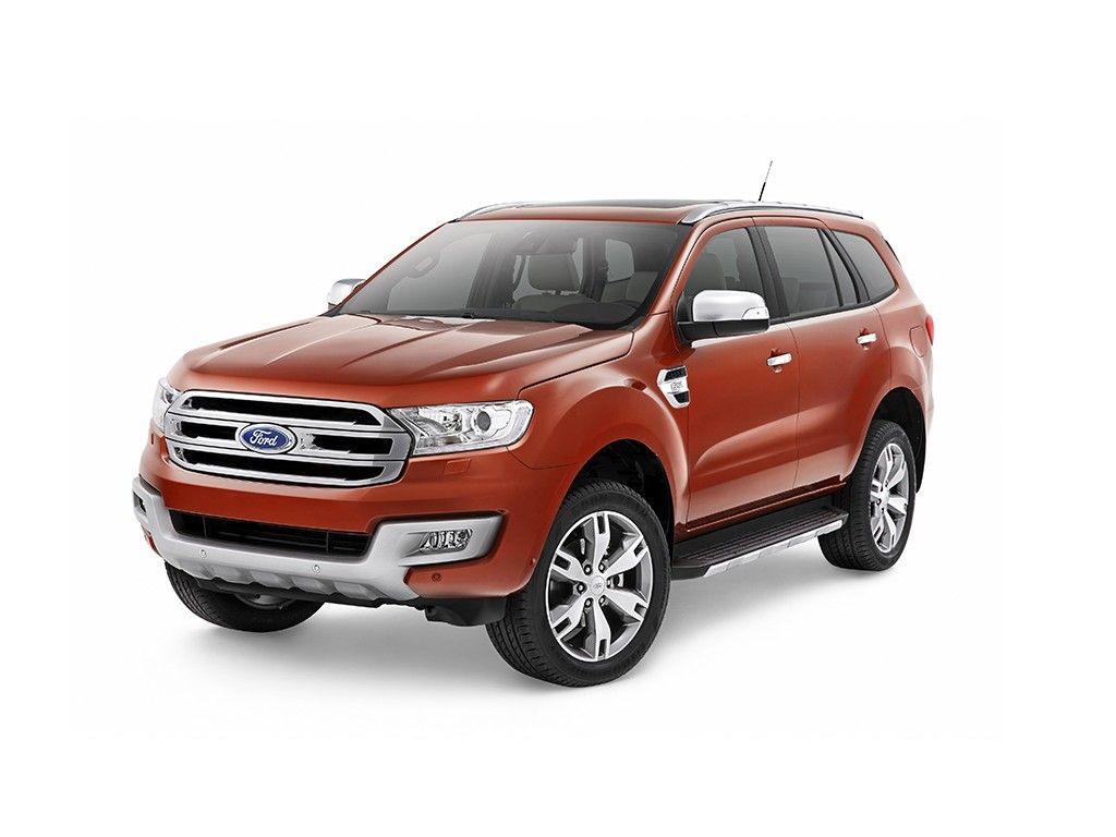 2016 Ford Everest SUV 1 2016 Ford Everest SUV Features and Deatils