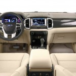 2016 Ford Everest SUV Interior (3)