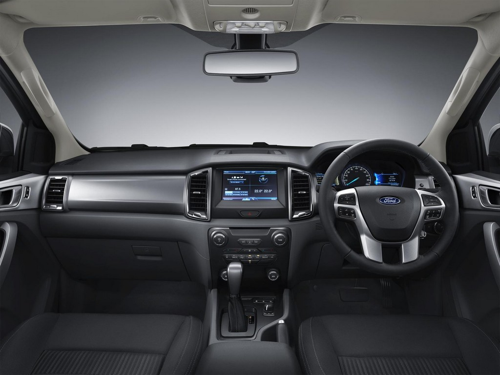 2016 Ford Ranger Interior 2 2016 Ford Ranger Truck Features and details