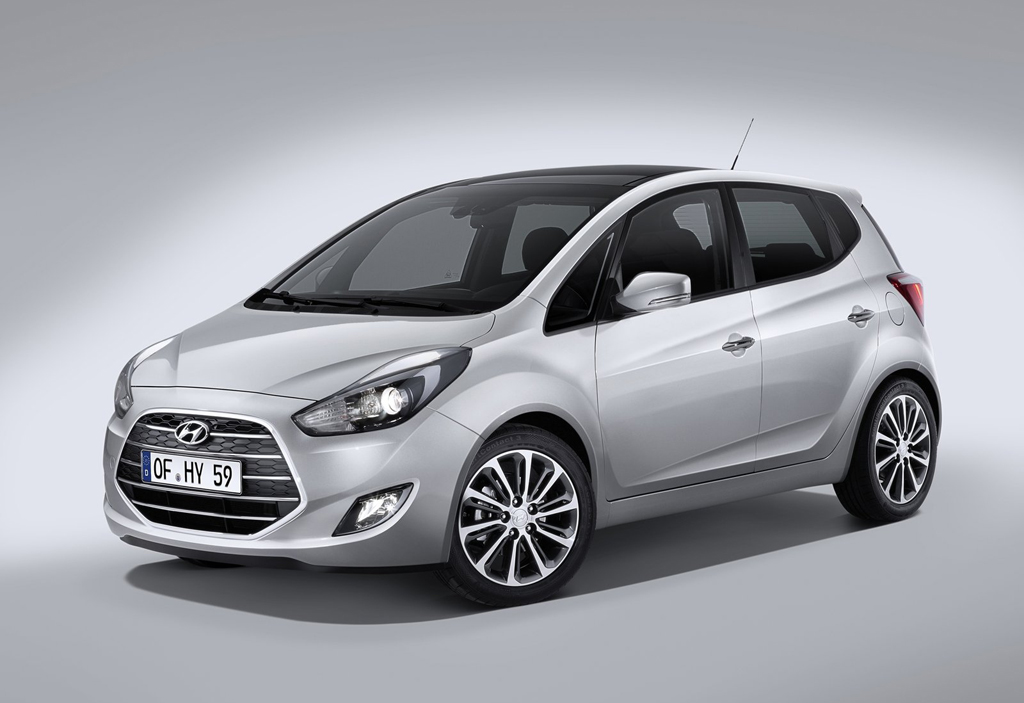 2016 Hyundai ix20 2 2016 Hyundai ix20 Features and details