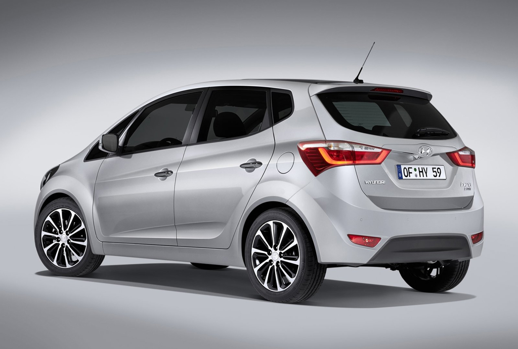 2016 Hyundai ix20 3 2016 Hyundai ix20 Features and details