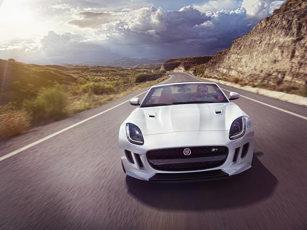 2016 Jaguar F Type 1 2016 Jaguar F Type features and details