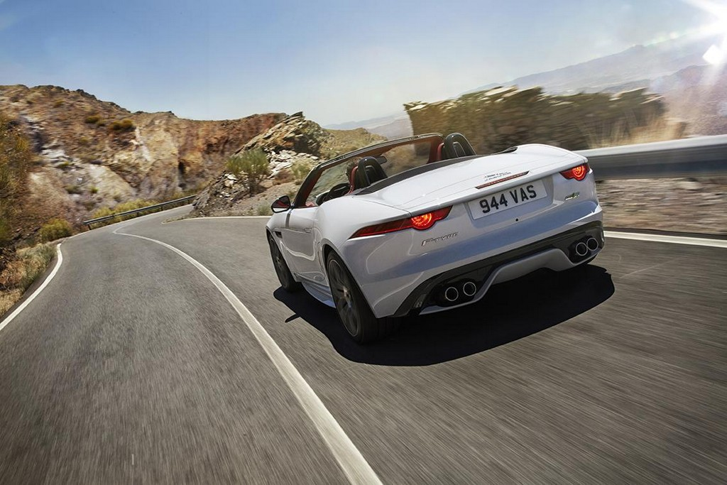 2016 Jaguar F Type 5 2016 Jaguar F Type features and details