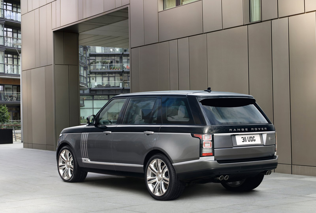2016 Land Rover Range Rover SV Autobiography 3 2016 Land Rover Range Rover SV Autobiography Features and details