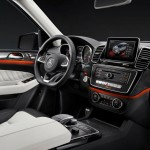 2016 Mercedes-Benz GLE Interior (2)