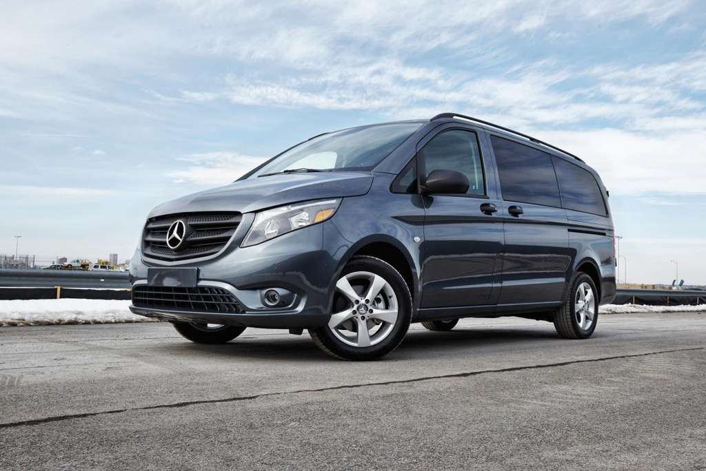 2016 Mercedes Metris 1 Mercedes Launches 2016 Metris For USA