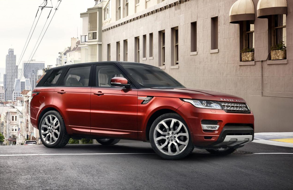 2016 range rover sport updated features and specs. Black Bedroom Furniture Sets. Home Design Ideas