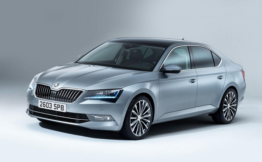 2016 Skoda Superb 1 2016 Skoda Superb UK Specs Fully Revealed