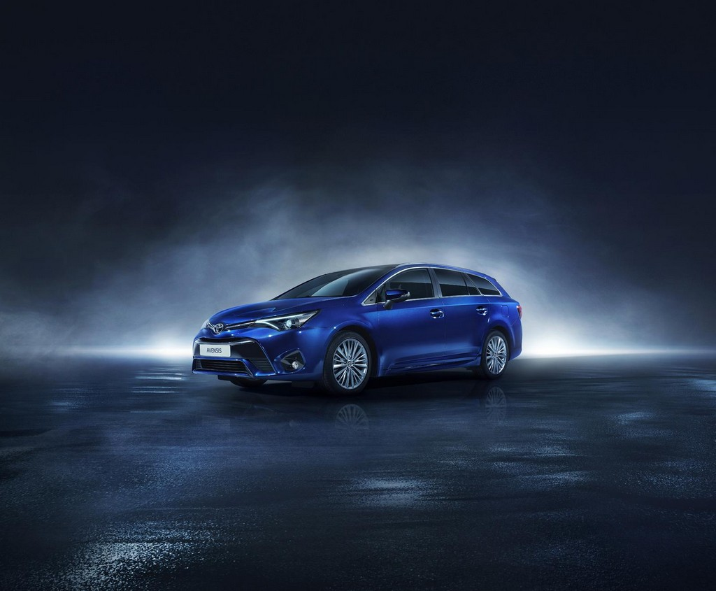 2016 Toyota Avensis 2 2016 Toyota Avensis Features and details