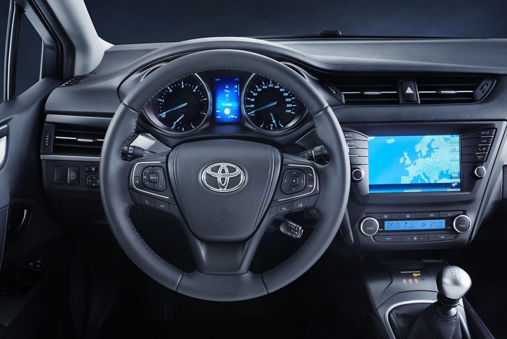2016 Toyota Avensis Interior 5 2016 Toyota Avensis Features and details