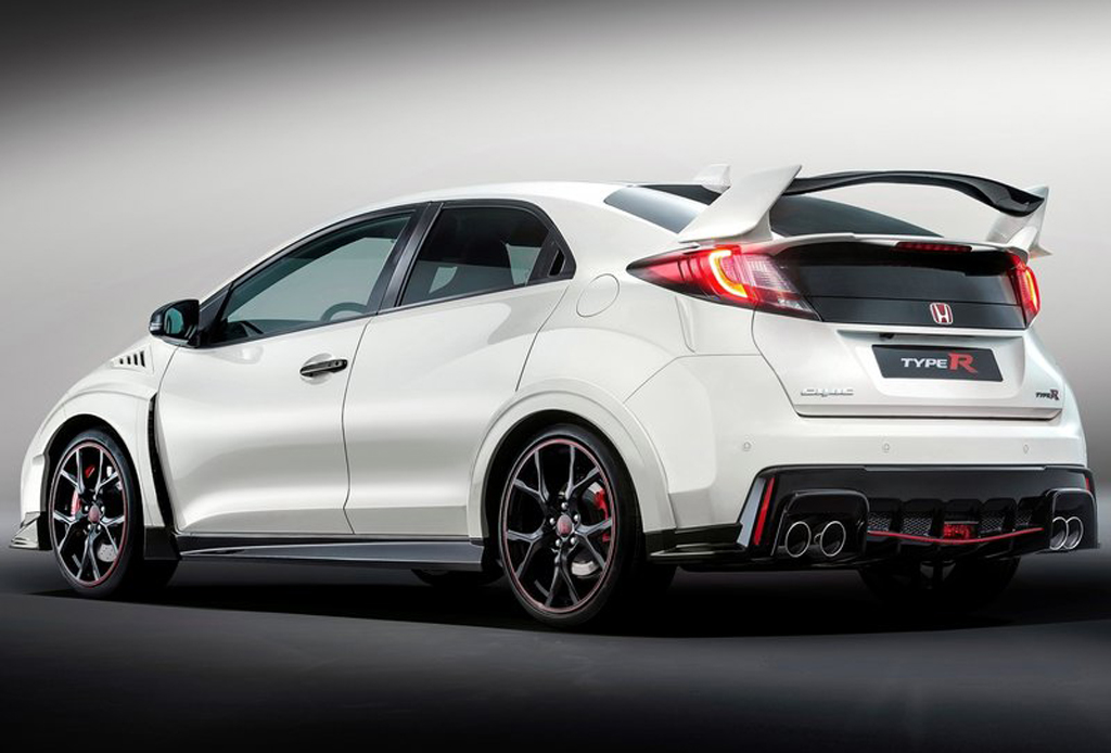 3 2015 Honda Civic Type R Specifications and Features