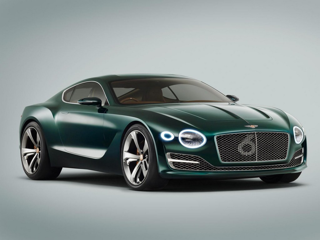 Bentley 1 2015 Bentley Presents EXP 10 Speed 6 Concept