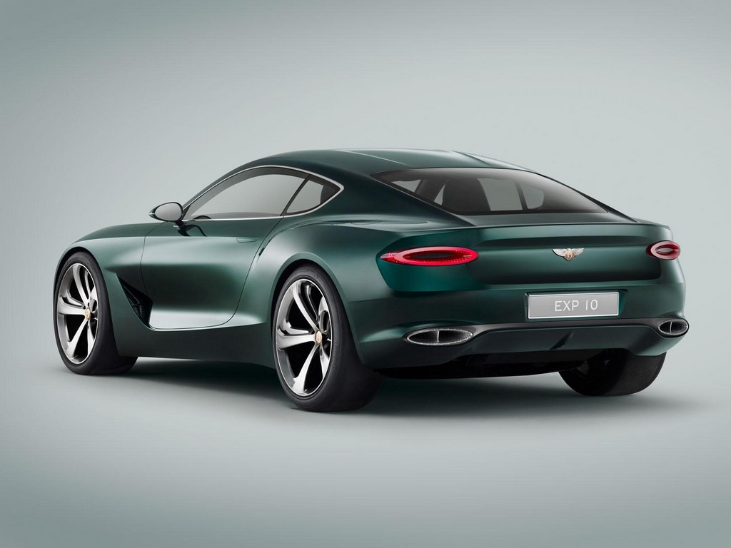 Bentley 3 2015 Bentley Presents EXP 10 Speed 6 Concept