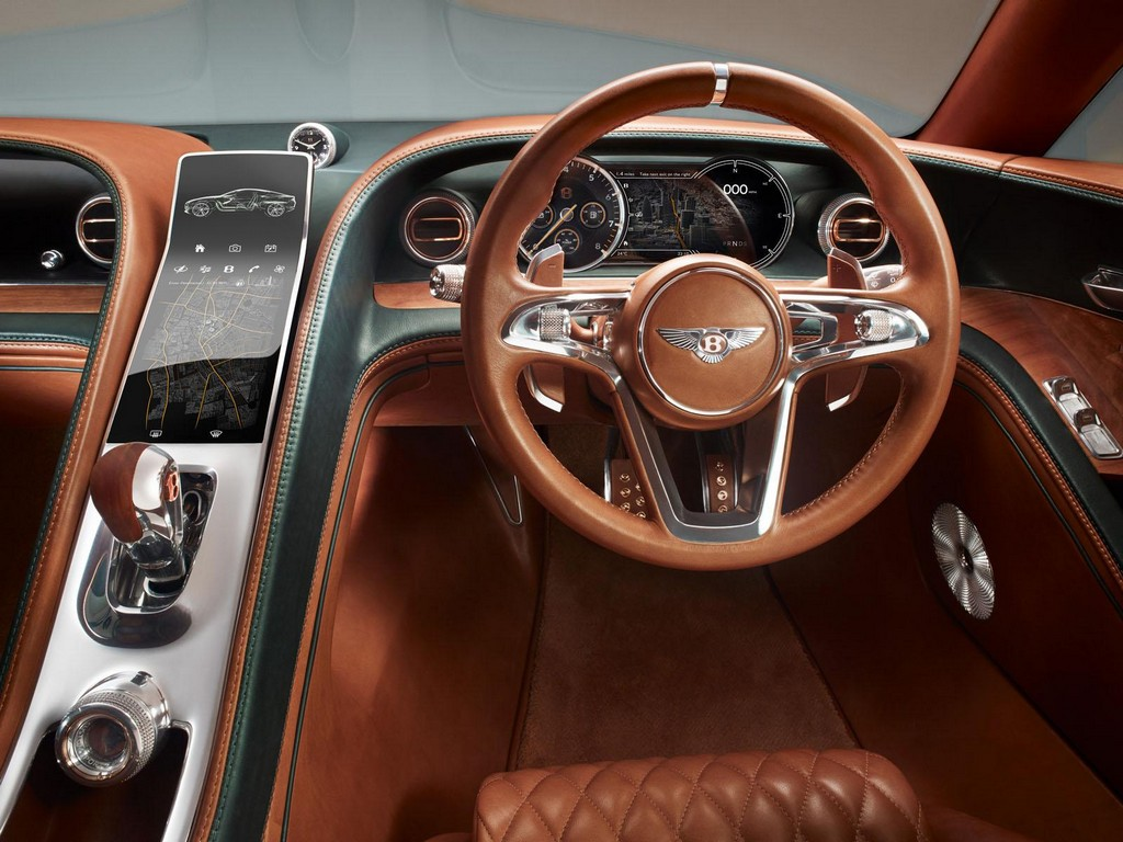 Bentley 9 2015 Bentley Presents EXP 10 Speed 6 Concept