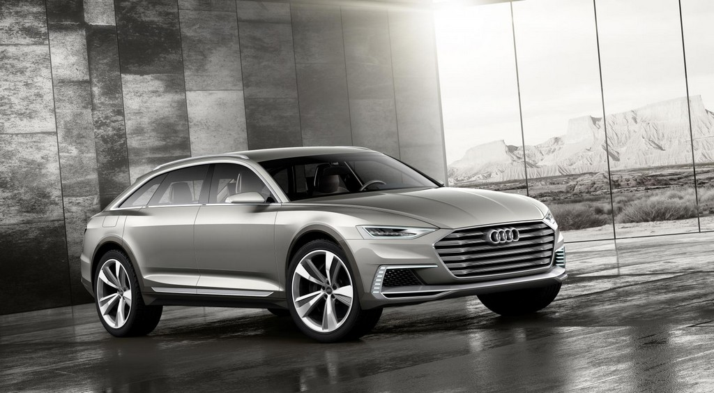 2015 Audi Prologue Allroad Concept 1 2015 Audi Prologue Allroad Concept details