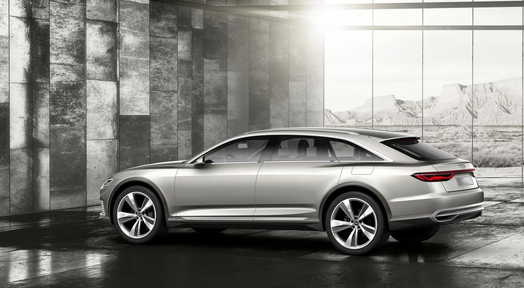 2015 Audi Prologue Allroad Concept 3 2015 Audi Prologue Allroad Concept details