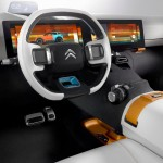 2015 Citroen Aircross Concept Interior (1)