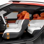 2015 Citroen Aircross Concept Interior (3)