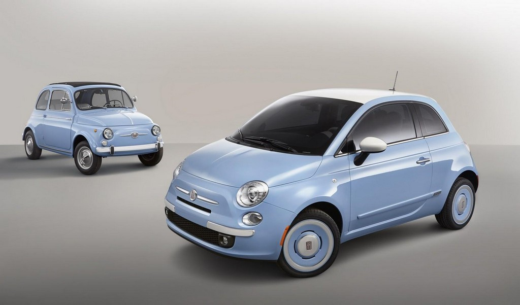 2015 Fiat 500 Cabrio 1957 Edition 1 2015 Fiat 500 Cabrio 1957 Edition : Features and details