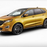 2015 Ford Edge SUV (2)