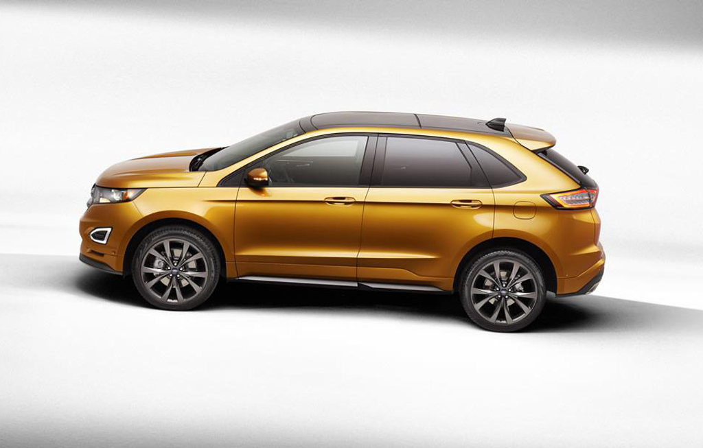 2015 ford edge suv features and details. Black Bedroom Furniture Sets. Home Design Ideas