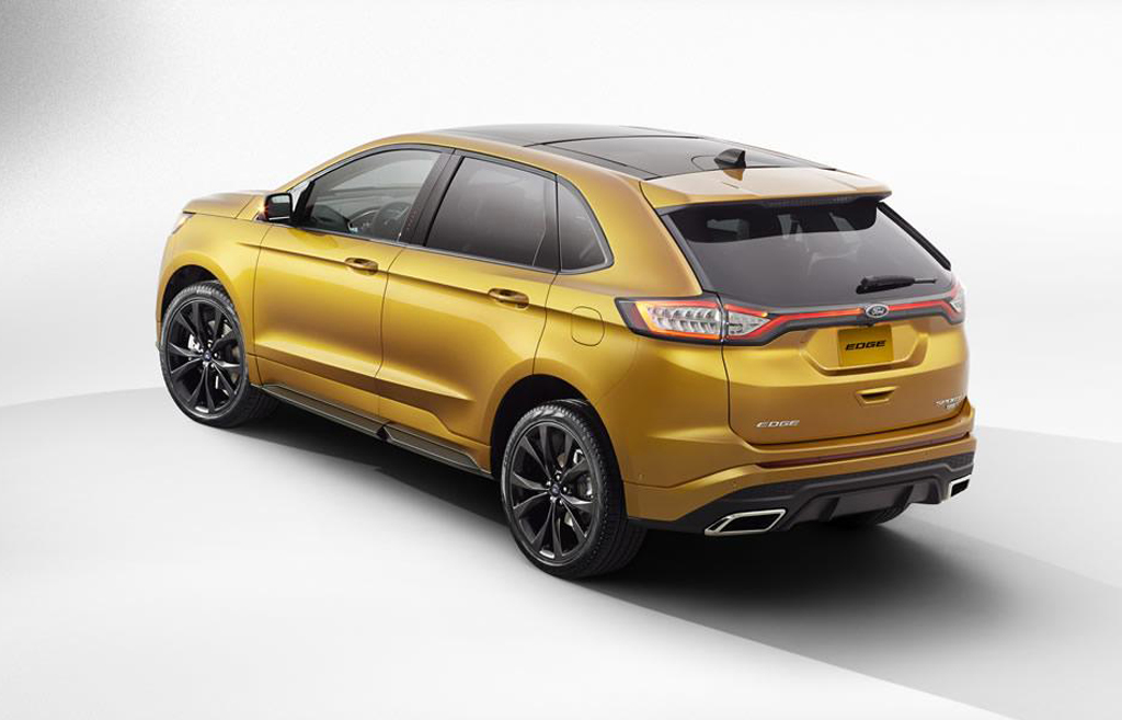 2015 Ford Edge SUV 4 2015 Ford Edge SUV Features and Details