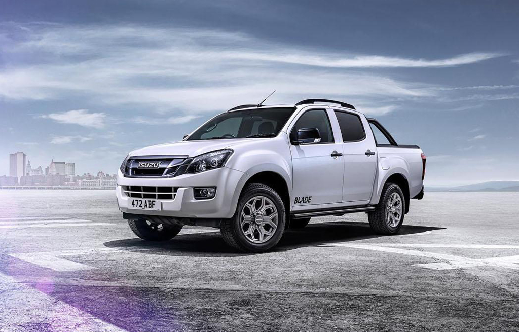 2015 Isuzu D Max Blade 2015 Isuzu D Max Blade Features and specs
