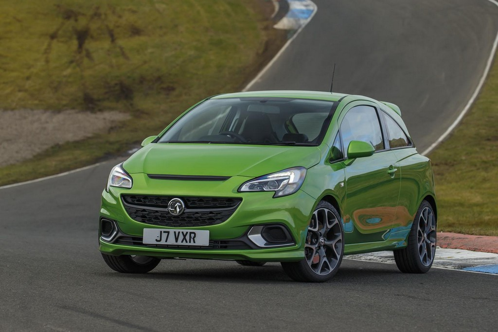 2015 Vauxhall Corsa VXR 1 2015 Vauxhall Corsa VXR Features and specs