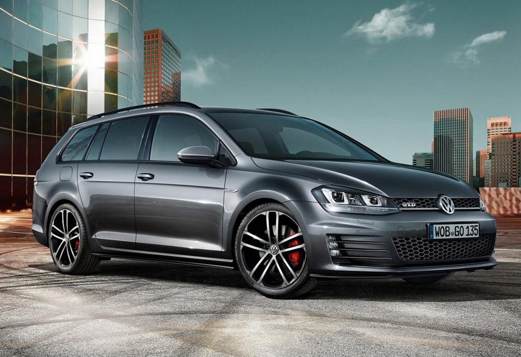 2015 Volkswagen Golf GTD Variant 1 2015 Volkswagen Golf GTD Variant : Features and specs