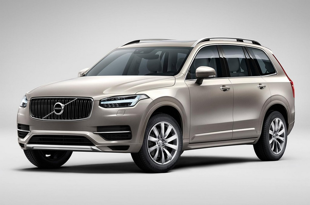 2015 Volvo XC90 1 2015 Volvo XC90 T8 Twin Engine