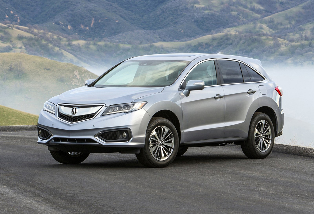 2016 Acura RDX 2016 Acura RDX Features and details