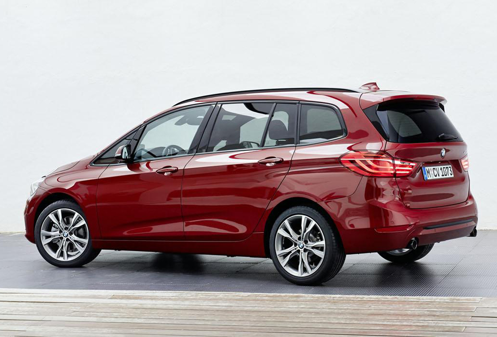 2016 BMW 2 Series Gran Tourer 3 2016 BMW 2 Series Gran Tourer Features and specs