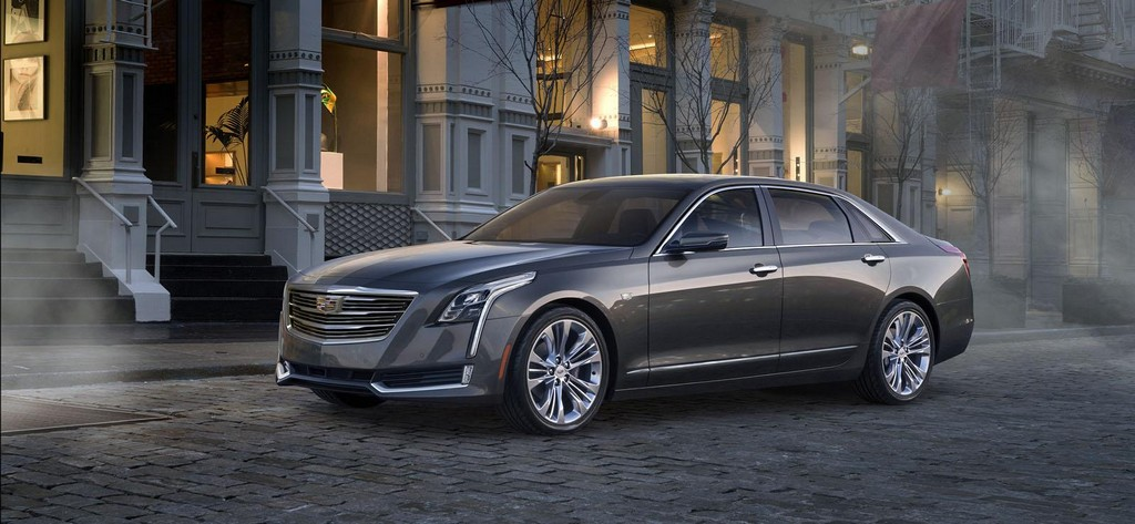2016 Cadillac CT6 2 2016 Cadillac CT6 : Features and Specs