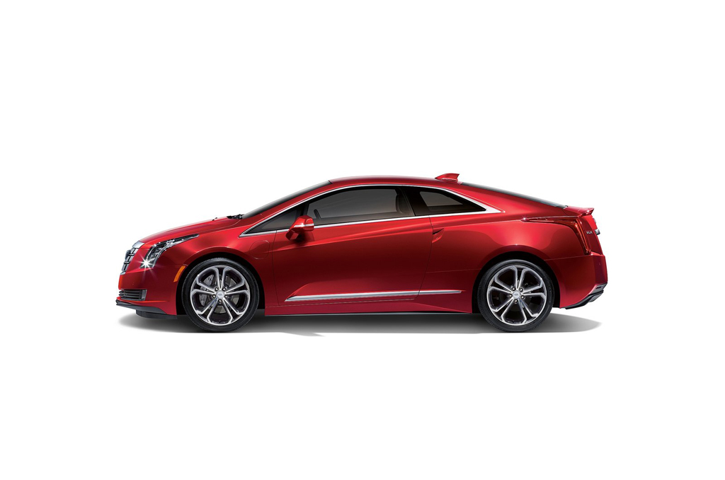 2016 Cadillac ELR 2016 Cadillac ELR : Features and details