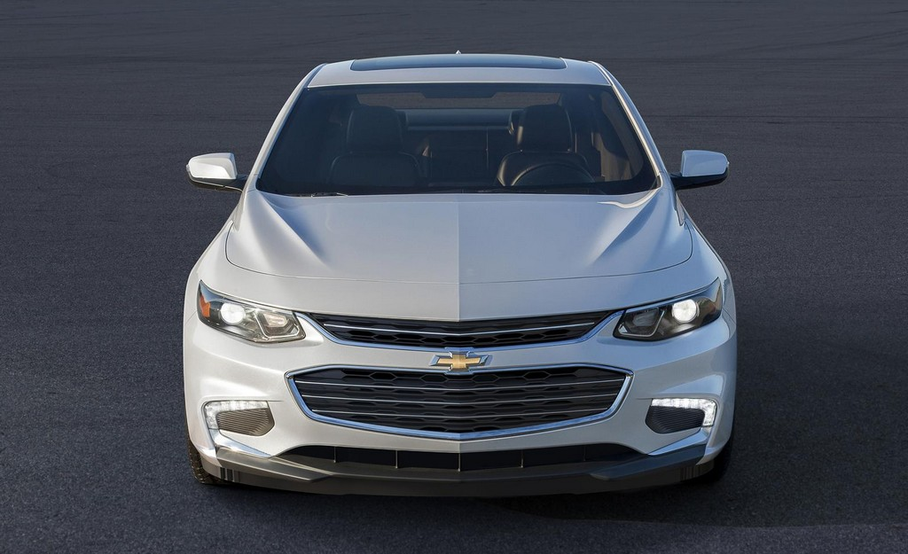 2016 Chevrolet Malibu Sedan 1 2016 Chevrolet Malibu Sedan : Features and details