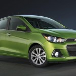 2016 Chevrolet Spark Hatchback (1)
