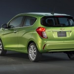 2016 Chevrolet Spark Hatchback (5)