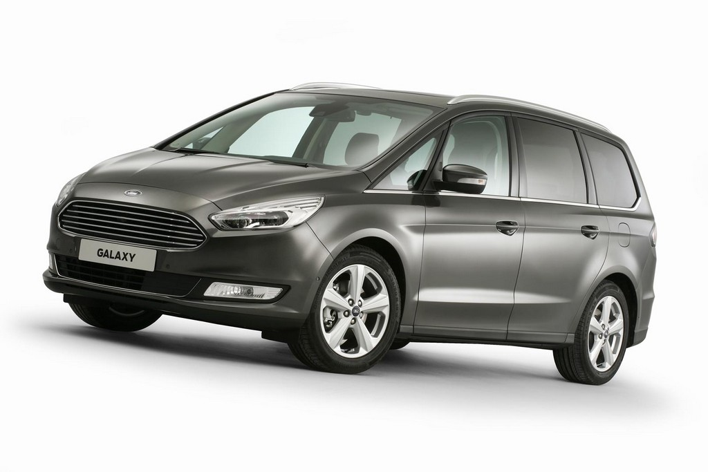2016 Ford Galaxy 1 2016 Ford Galaxy : Features and details