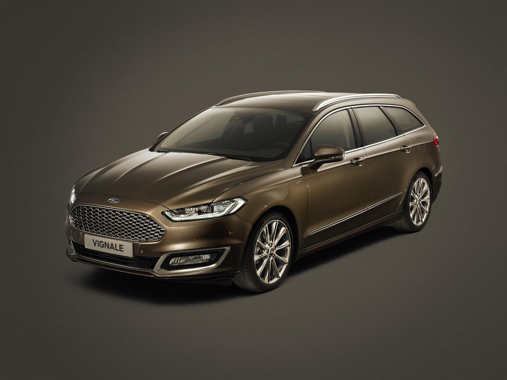2016 Ford Vignale Mondeo 1 2016 Ford Vignale Mondeo : Features and specs