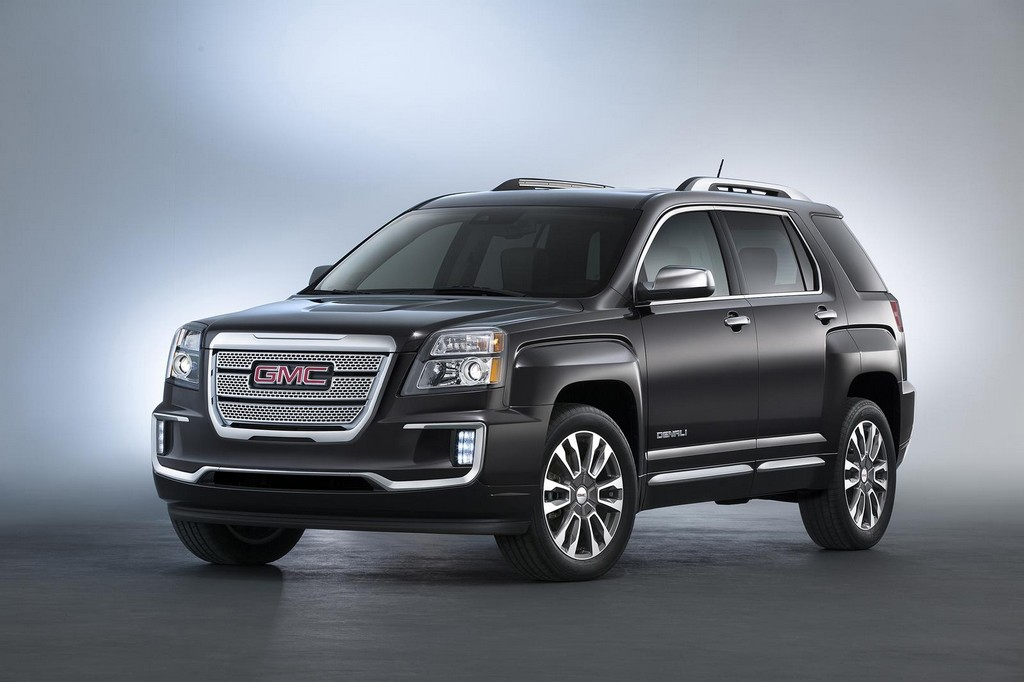 2016 GMC Terrain 2 2016 GMC Terrain : Features and details
