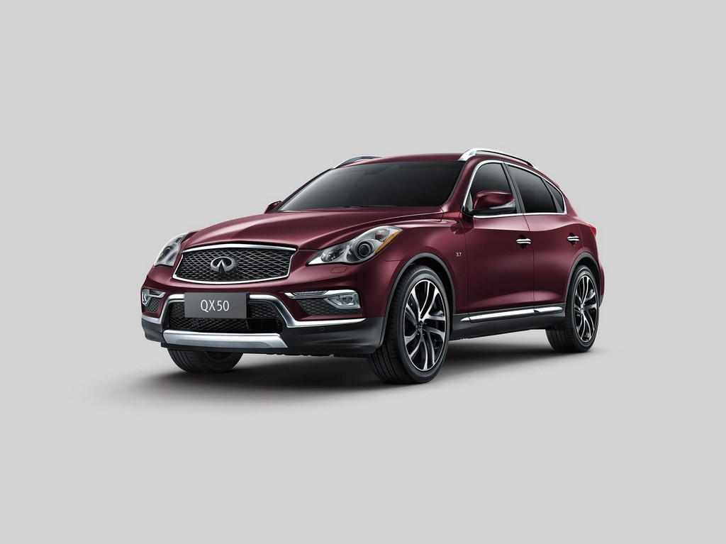 2016 Infiniti QX50 1 2016 Infiniti QX50 : Features and photos