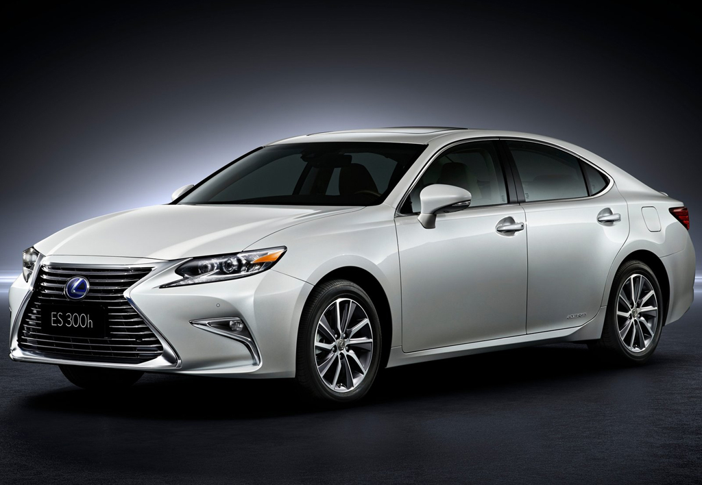 2016 Lexus ES 1 2016 Lexus ES : Features and details